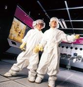 Kid Scientists at Intel Museum in Santa Clara