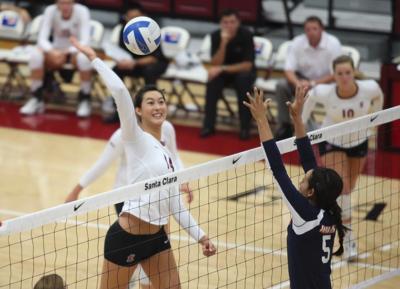 Santa Clara University Volleyball