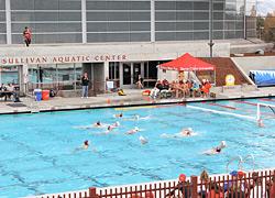 Santa Clara University Aquatic Center