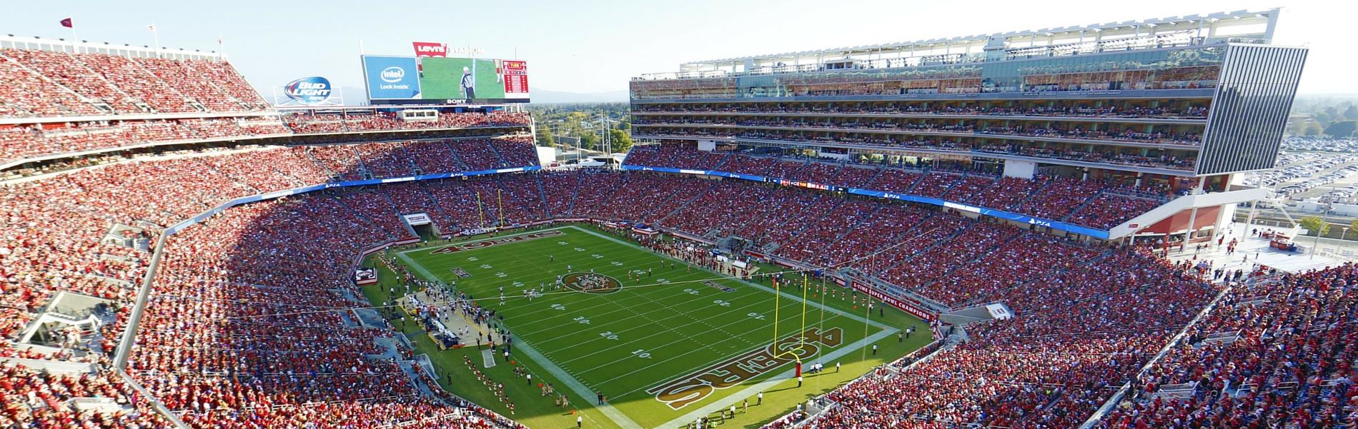 Levi's Stadium | San Francisco 49ers Stadium
