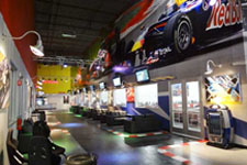 K1 Speed Family attraction Silicon Valley