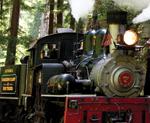 Roaring Camp Railroads, a Northern California attraction