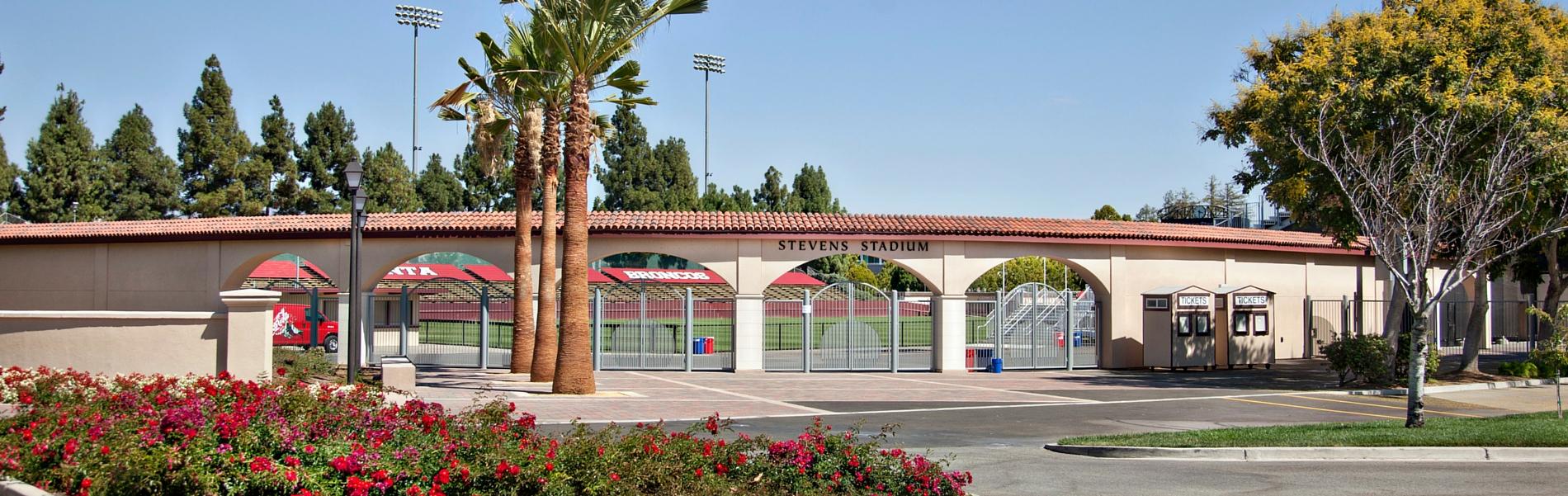 Santa Clara University Stevens Stadium
