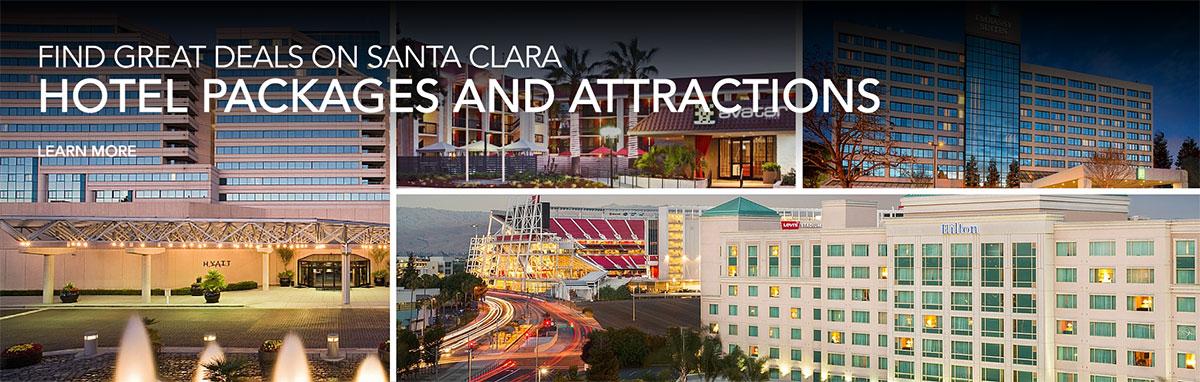 Visit Santa Clara, California Convention Centers